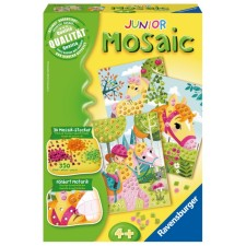 Ravensburger 183418 Mosaic Junior 4+: Horses