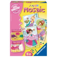Ravensburger 183425 Mosaic Junior 4+: Princess