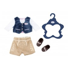 Zapf BABY born® Trachten-Outfit Junge