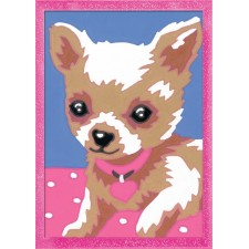 Ravensburger 296101 Malen nach Zahlen: Chihuahua