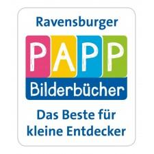 Ravensburger Dal Lago, Stickerbuch: Bauernhoftiere