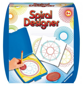 Ravensburger 297085 Mini Spiral Design.Blue