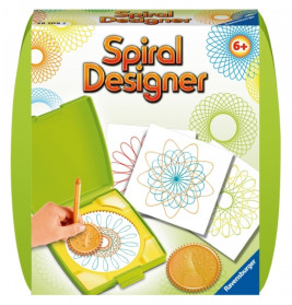 Ravensburger 297092 Mini Spiral Design.Green