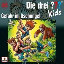 Kosmos Die drei ??? Kids CD 62 Gefahr im Dschungel