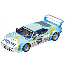 DIG 132 BMW M1 Procar Sauber Racing, No.90, No