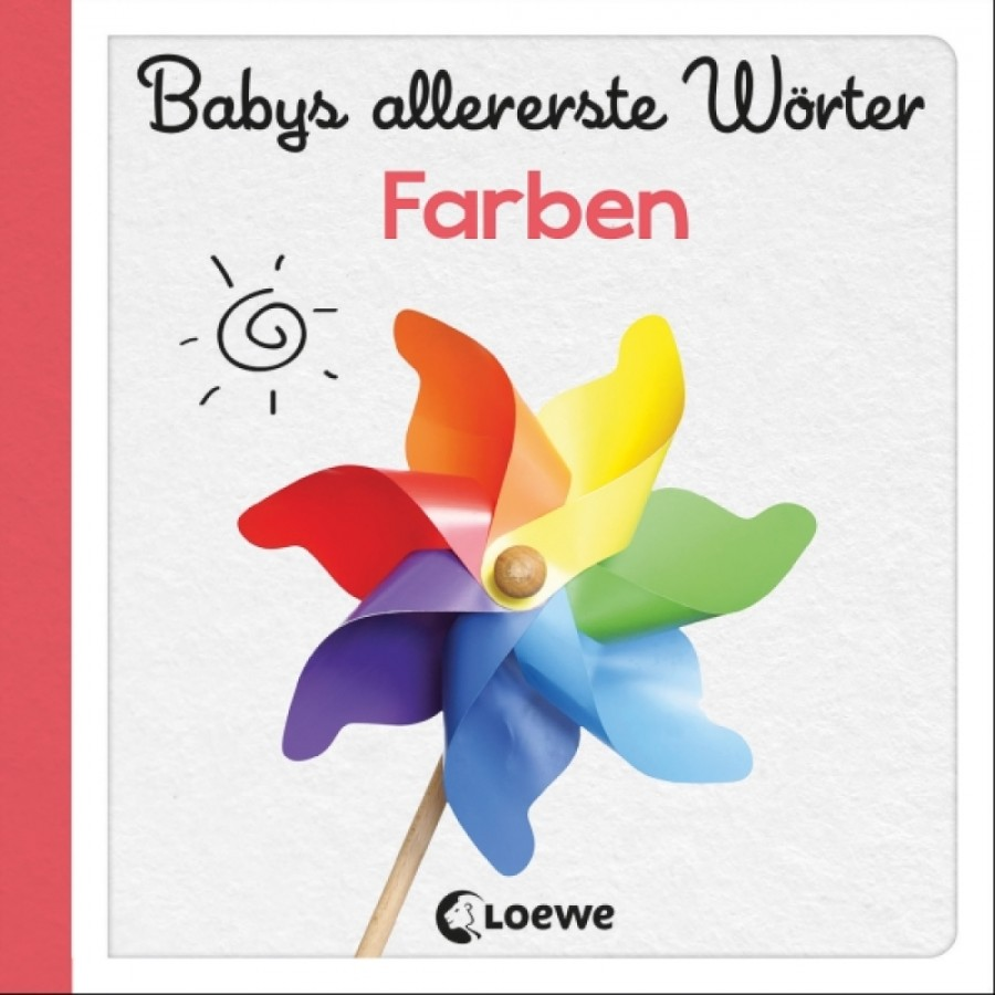 Babys allererste Wörter - Farben