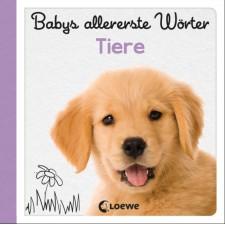 Babys allererste Wörter - Tiere