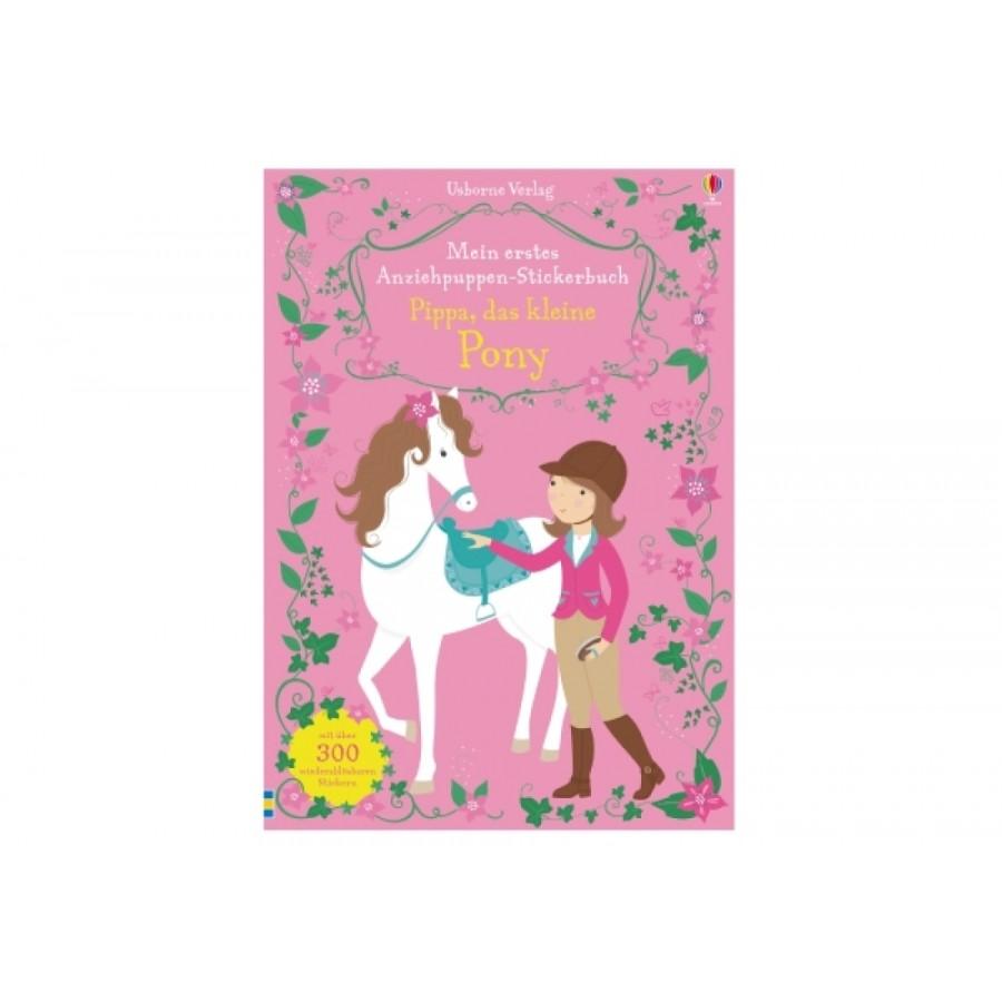 Erstes Stickerbuch Pippa, das Pony