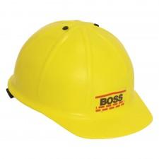 Bauhelm Boss, gelb Ø ca. 20cm