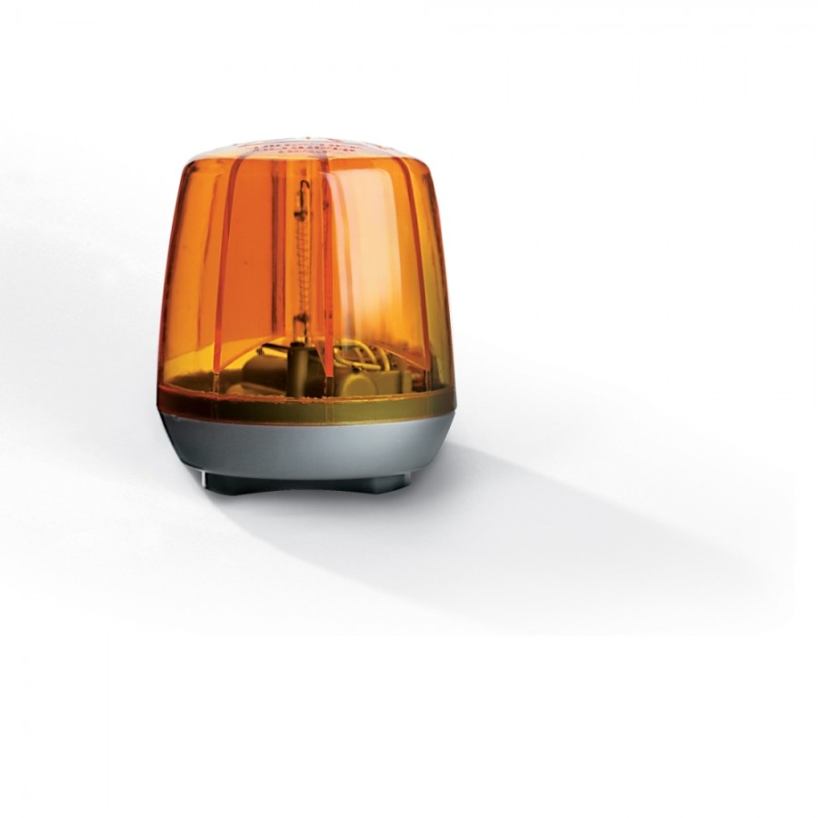 Flashlight/Rundumleuchte orange