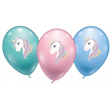 Unicorn Einhorn 6 XL Ballon