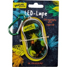 Coppenrath 14042 LED-Lupe Nature Zoom