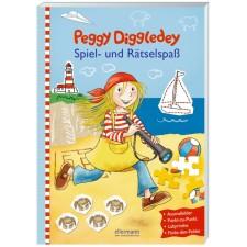 Peggy Diggledey - Spiel- und Rätselspaß