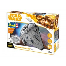 Star Wars New Item A Han Solo Millennium
