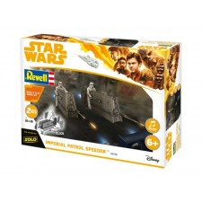 Star Wars New Item B Han Solo Imperial Patrol