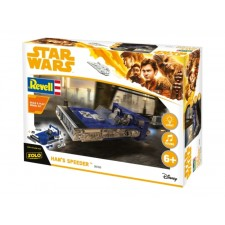 Star Wars New Item C Han Solo Han's Speede