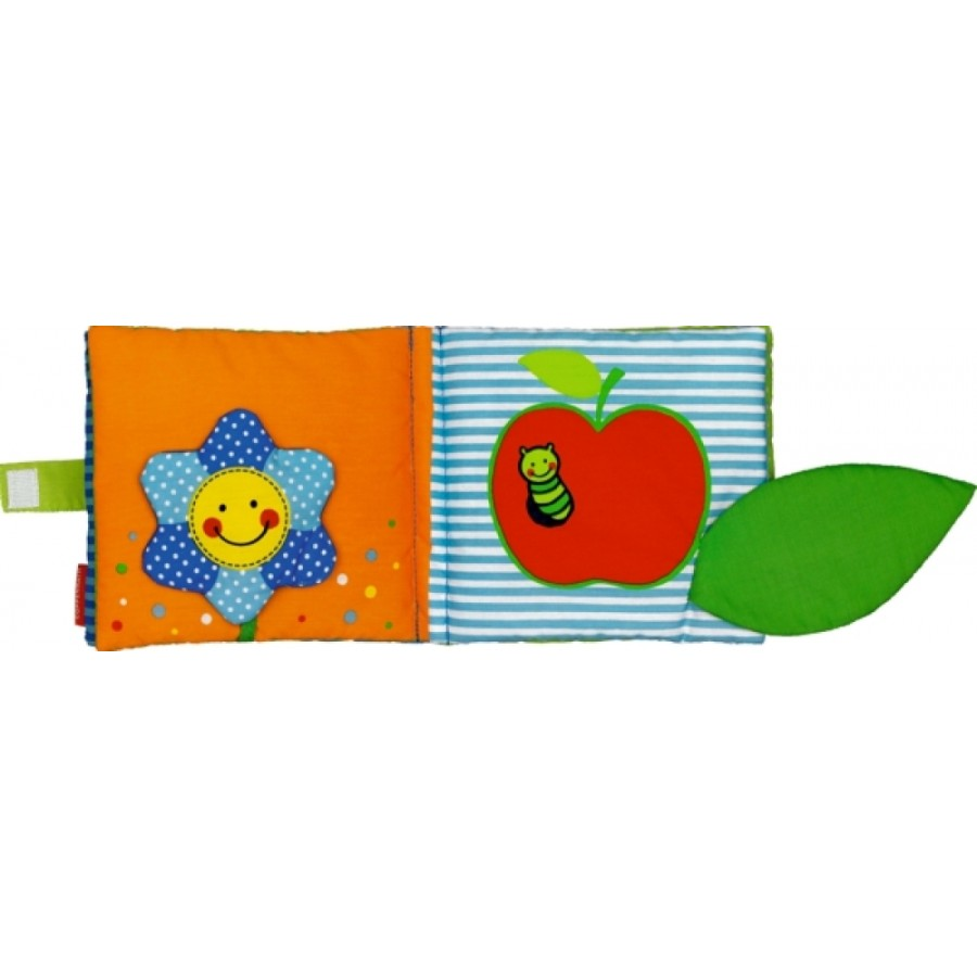 Mein kuschelweiches Spielbuch: Kleiner Schmetterling