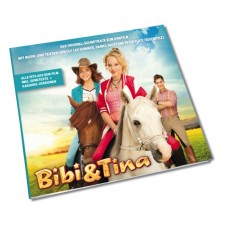 B+T CD Soundtrack Film Bibi & Tina