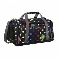 Coocazoo Sporttasche SportPorter Magic Polka Colorful