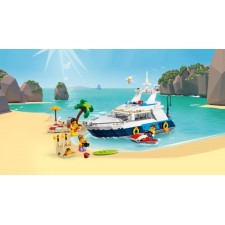 LEGO® Creator 31083 Yacht, 597 Teile