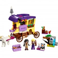 LEGO® Disney Princess 41157 Rapunzels Reisekutsche, 323 Teile