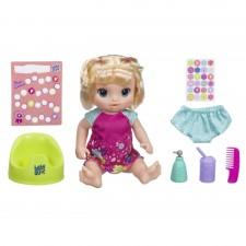 Hasbro E0609GC0 Baby Alive Töpfchentanz (blondhaarig)