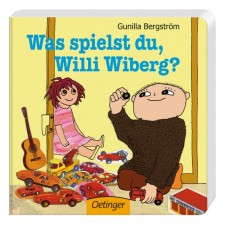 Was spielst du, Willi Wiberg?