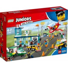 LEGO® Juniors 10764 City Flughafen, 376 Teile