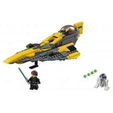 LEGO® Star Wars_  75214 Anakin s Jedi Starfighter, 247 Teile