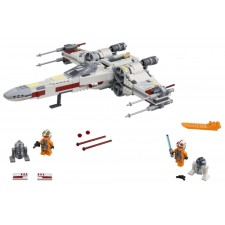 LEGO® Star Wars_  75218 X-Wing Starfighter, 731 Teile
