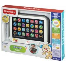 Mattel Fisher Price Lernspaß Tablet grau