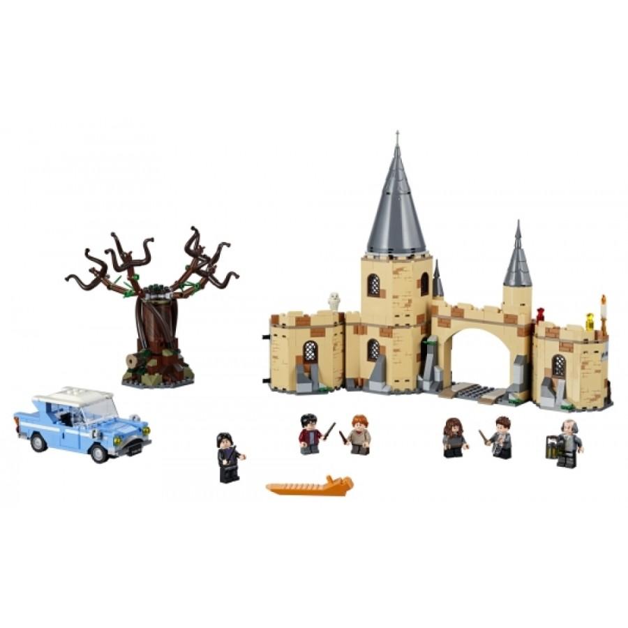Harry Potter die peitschende Weide von Hogwarts