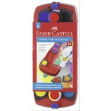 Faber-Castell Farbkasten Connector 24 Farbe