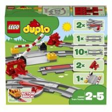LEGO® DUPLO® 10882 Schienen, 23 Teile