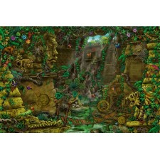 Ravensburger 199518 Puzzle: Exit 2: Tempel in Ankor 759 Teile