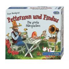 Nordqvist, Findus Hörspielbox 3 CD