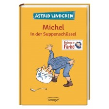 Michel in der Suppenschüsssel, vierfarbig
