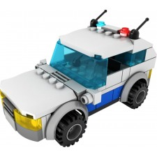 STAX HYBRID VEHICLES - Police Car