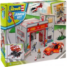 REVELL Junior Kit Spielset Feuerwache
