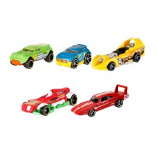 Mattel Hot Wheels 5-er Geschenkset