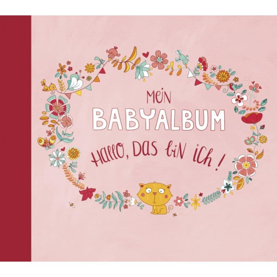 Mein Babyalbum -  , das bin ich! (Mädchen)