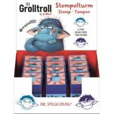 Stempel-Turm Grolltroll