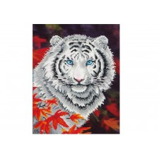 Diamond Dotz Tiger 35,5 x 45,7 cm
