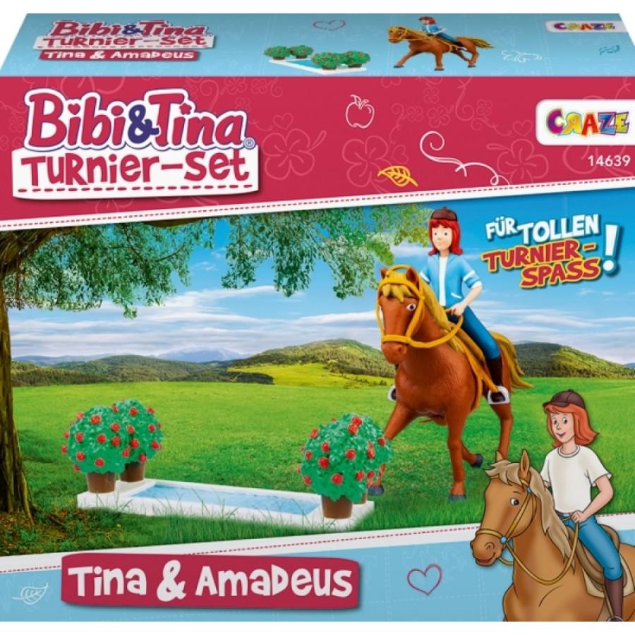 Turnierset, Tina und Amadeus