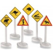 Internationale Verkehrszeichen
