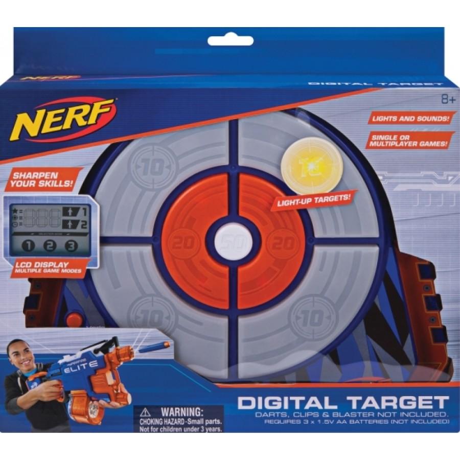 NERF ELITE Digitale Zielscheibe
