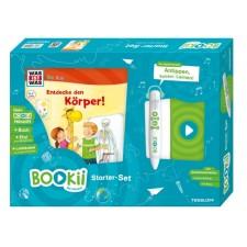 BOOKii Starterset WAS IST WAS Junior Entdecke den Körper! Buch + Hörstift