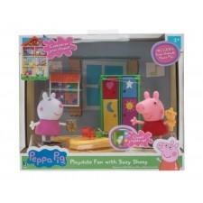 PEPPA kleine Zimmerspielsets, sortiert