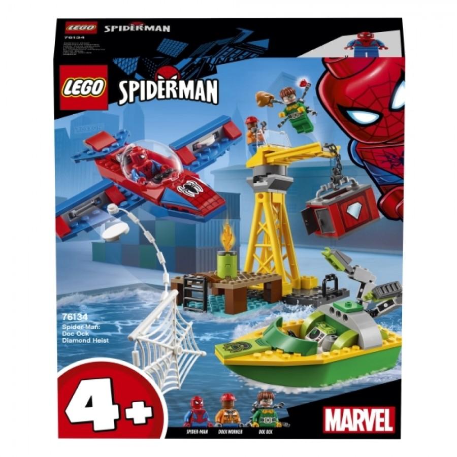 Spider-Man: Diamantenraub