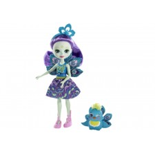 Enchantimals Patter Peacock & Flap